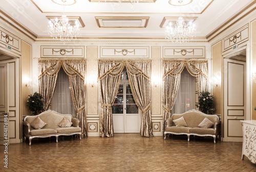 Papel de parede Luxury vintage interior