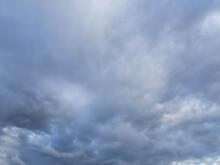 変化する曇り空