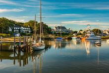 Massachusetts-Cape Cod-Harwich-Wychmere Harbor