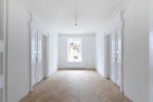 Interior Of Empty New Apartment