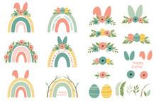 Easter Rainbows