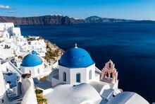 Little Church, Oia, Santorini, Cyclades, Greek Islands