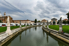 Prato Della Valle Square, Padua, Veneto
