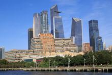 Hudson Yards, Starrett-Lehigh Building, Hudson River Park, Manhattan, New York City, New York