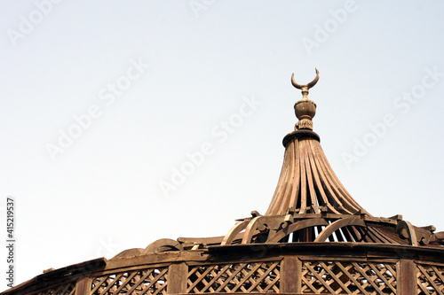 dome of the mosque Fototapet