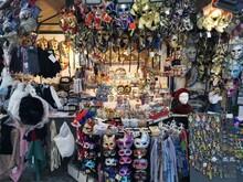 The Masks Of Suveniers Origin From Venice