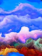 Unfolding Of Cloudscape