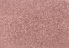 Metallic Rose Gold Leather Embossing Texture Background