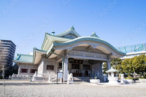 Obraz 東京都慰霊堂 - fototapety do salonu