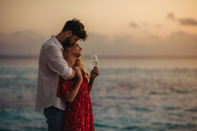Romantic Holiday By The Sea