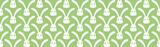 Zielone tło z białymi zajączkami na wielkanoc