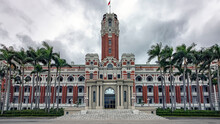 Presidential Office Building In Taipei