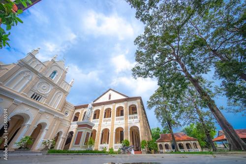 Fototapeta church of st john the baptist