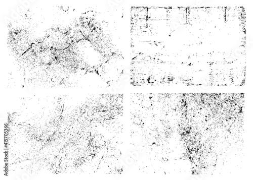 Obraz distressed grunge textures - fototapety do salonu
