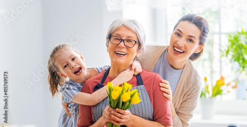 Fototapeta Happy women's day obraz