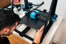 Working With 3D Printer