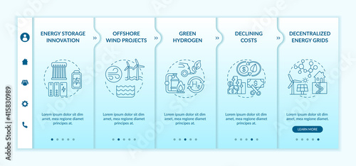 Photo Greenhouse gas emissions vector infographic template