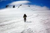 Fototapeta Na sufit - Skitouring in Iceland