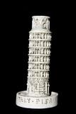 Fototapeta Londyn - Figurka krzywej wieży w Pizie