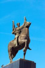 Monument Of King Alexander I Of Yugoslavia, Nis, Serbia