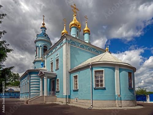 Fotografie, Obraz Theophany church