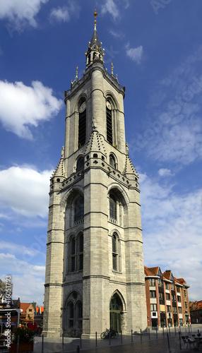 Foto Belfry in Tournai