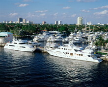 Waterways, Canals And Lagoons, Fort Lauderdale, Florida, United States Of America, North America