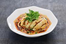 Saliva Chicken, Mouth Watering Chicken, Chinese Sichuan Cuisine