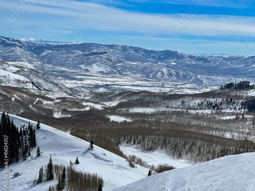 Fotografie, Obraz Ski majesty