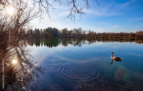 Die Seen in Salzburg
