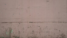 Dirty Pink Building Wall Texture