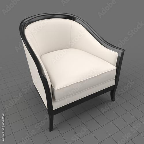 Fototapeta Modern armchair 5 obraz
