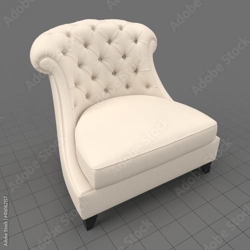 Fototapeta Modern chair obraz