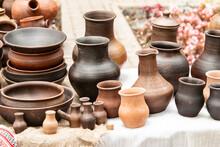 Handmade Clay Ware