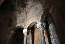 Napoli - Particolare Dell'abside Paleocristiana Della Chiesa Di San Giorgio Maggiore