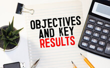 Objective Key Results Text