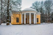 Pavilion Concert Hall. Catherine Park. Tsarskoe Selo. Pushkin. St. Petersburg. Russia