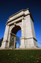 Valley Forge Victory Arch