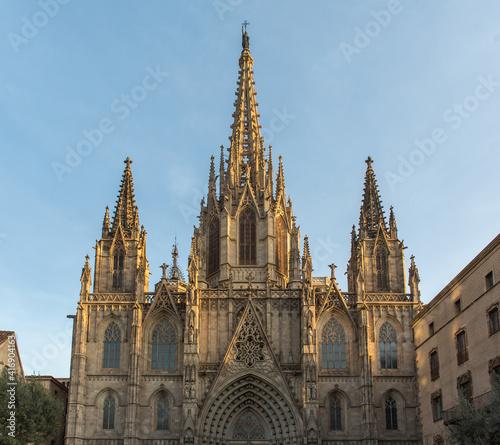 Christmas, Barcelona,Spain Fototapete