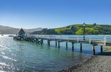 Around Akaroa In New Zealand