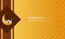 Ramadhan Sale Design, Suitable For Those Of You Who Pay Sales In The Month Of Ramadan