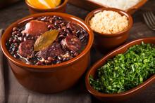 Feijoada, A Typical Brazilian Food