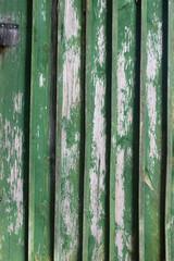 Farbige Holzstrukturen