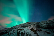 Beautiful Aurora Borealis Northern Lights