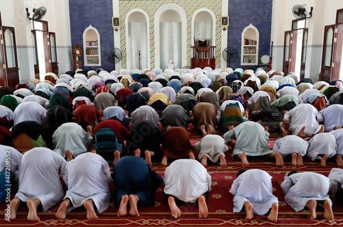 Fotografia Masjid Ar-Rohmah mosque