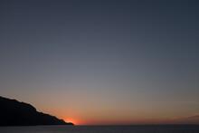 Couché De Soleil Corse Du Sud