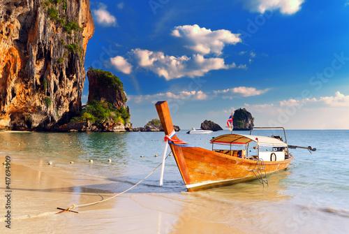 Fototapety, obrazy: Ocean beach
