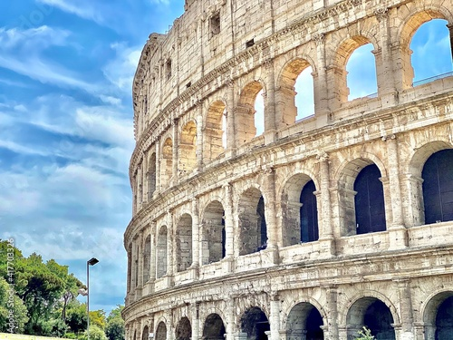 Fotografiet Coliseo
