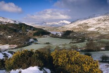 Mount Snowdon, Snowdonia National Park, Gwynedd, Wales, UK, Europe