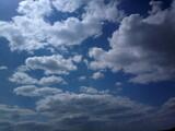 niebieskie niebo blue sky